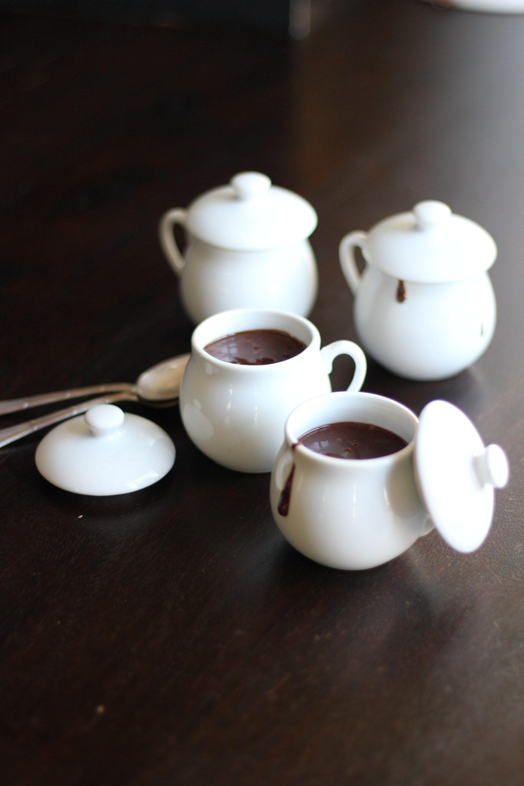 Irish Pots De Creme - Crianças de junk food 1